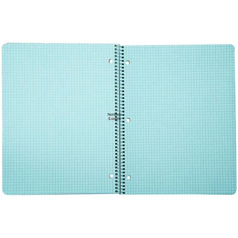 graph paper academic notebook ruled with table of metric equivalents books roaring 11209 graph paper notebook 11 x 8 1 2 quot 80