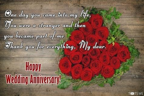 Wedding Wishes To Husband by Anniversary Wishes For Husband Quotes Messages Images