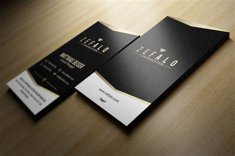 gold business card template gold and black business card business card templates on