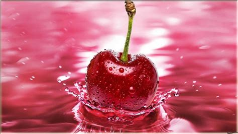 wallpaper kue cantik 15 wallpaper cantik gambar buah cherry segar www buahaz com
