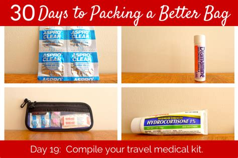 International Hair Emergency by Day 19 The Essential Travel Kit Packing List