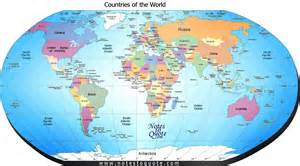 country map world world maps with countries togo country details middot