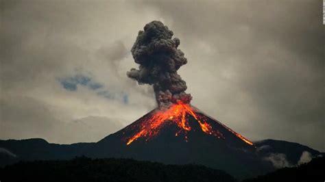 imagenes impactantes de volcanes impresionantes im 225 genes de la erupci 243 n de un volc 225 n en
