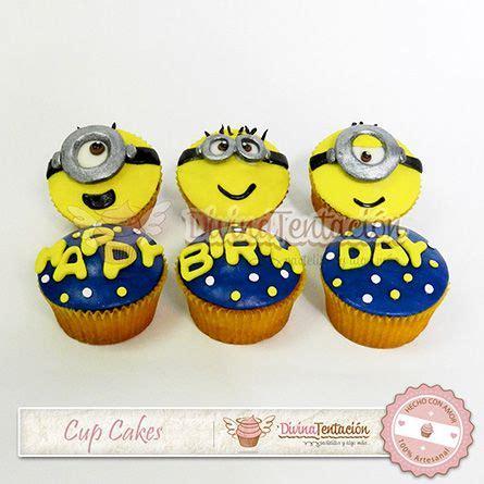 imagenes minions cupcakes cupcakes minions divina tentaci 243 n pastelitos y algo