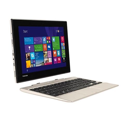 toshiba click mini l9w b 100 8 9 inch 2 in 1 laptop windows 10 32gb emmc 2gb ram electrical deals