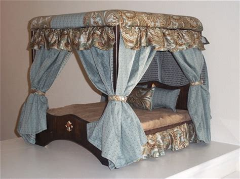 dog canopy bed canopies dog canopy bed