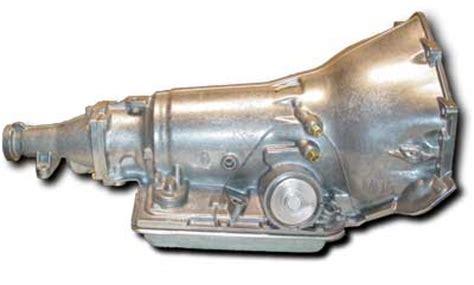 chevy 700r4 transmission