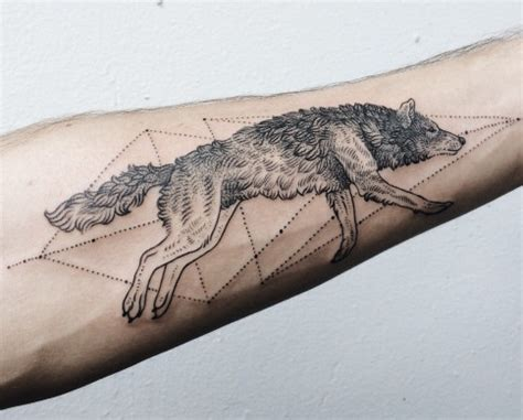 club tattoo springdale ar 100 blue geometric wolf 15 best husky