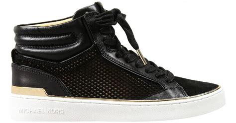 black michael kors sneakers michael michael kors michael kors s sneakers in