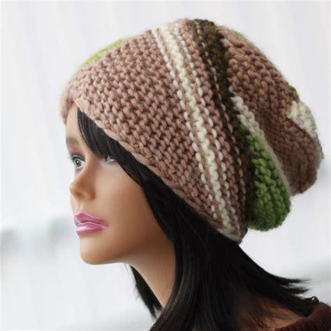 Modele Bonnet Crochet Femme