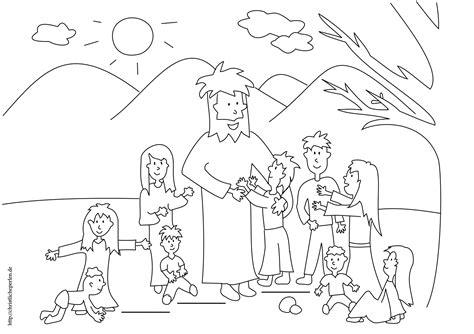 biblische figuren nicht vater und sohn jesus und kinder basteln teil 1 kigo religion