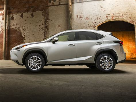 2017 Lexus Nx 300h Price Photos Reviews Safety