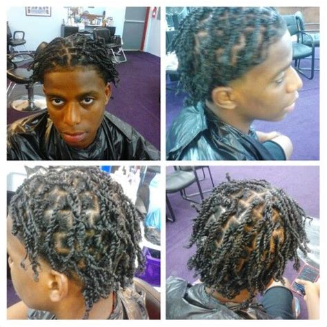 braids and twist together for men mens two strand twists done by me evonuniique natural