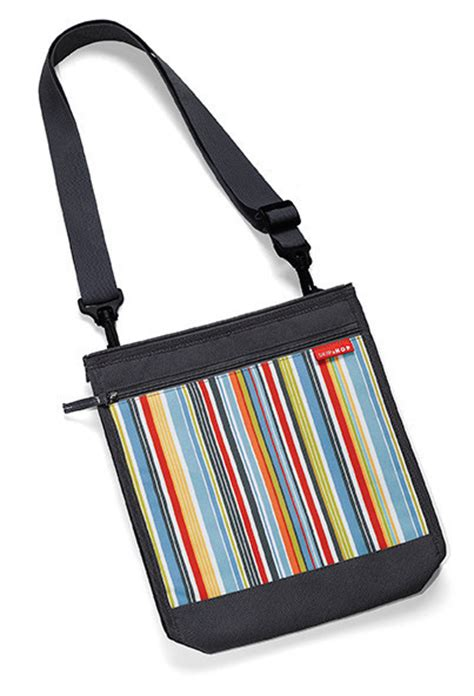 Cooler Bag Skiphop skip hop outdoor blanket cooler bag uptown stripe 1152 scandinavianbaby pl