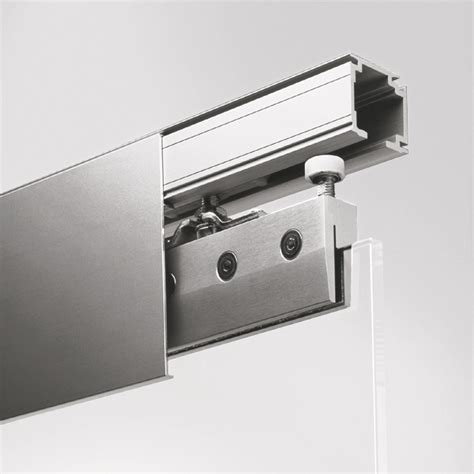 Automatic Sliding Glass Door Closer Dorma Rs 120 120 Syncro Fittings For Toughened Glass Room Dividers