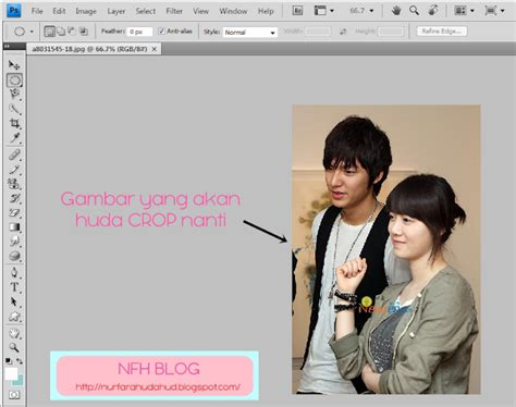 tutorial crop gambar guna photoshop tutorial crop gambar jadi bulat dengan menggunakan
