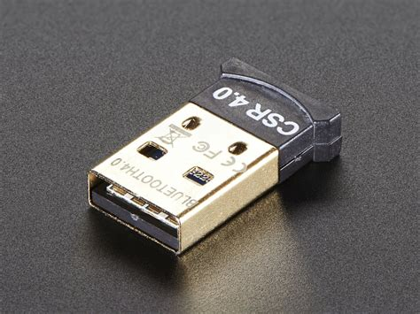 Usb Bluetooth bluetooth 4 0 usb module v2 1 back compatible id 1327