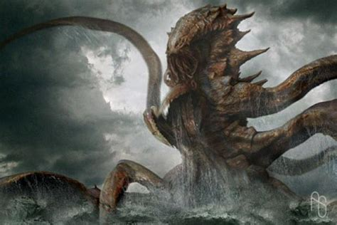 imagenes de criaturas mitologicas marinas lista las mejores criaturas mitol 243 gicas y paranormales de