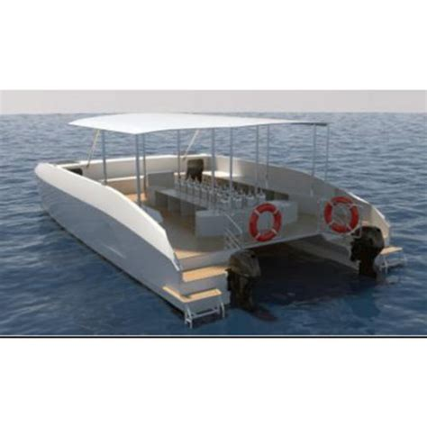 outboard catamaran boats for sale white catamaran passenger boat rs 3500000 piece fomar