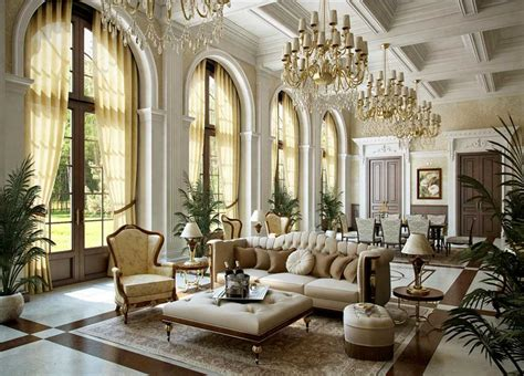 Posh Home Interior Luxury Home Interior Design With White Wall Paint Home Interior Exterior