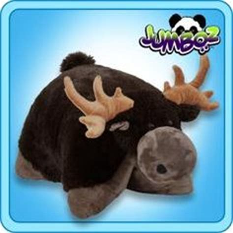 Jumbo Moose Pillow Pet by The World S Catalog Of Ideas