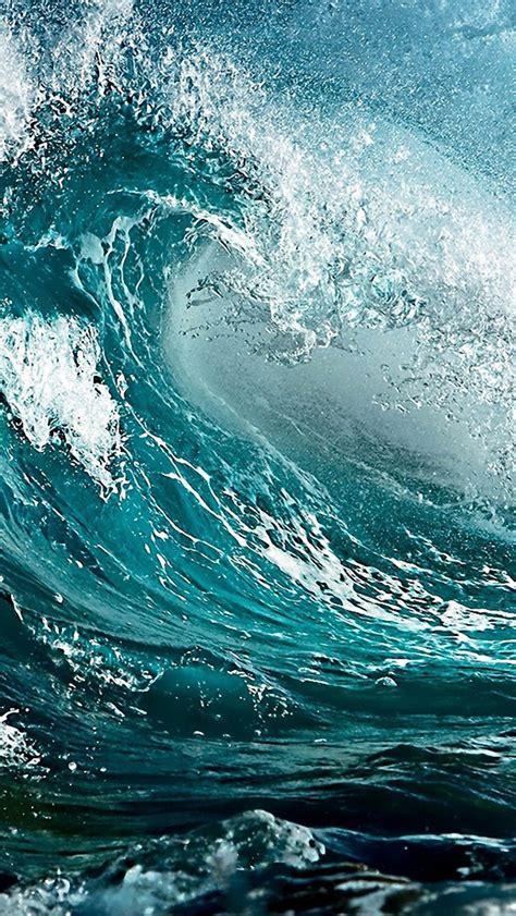 wallpaper for iphone ocean ocean wave iphone wallpaper wallpapersafari