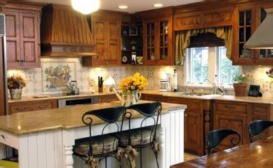 knotty pine cabinets granite counter top traditional kitchens traditional styling packard cabinetry custom