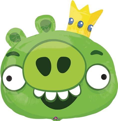 Angry Xl angry birds shape xl folienballon green pig