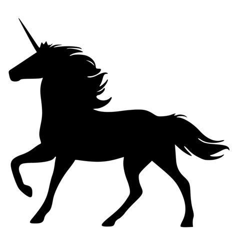 free silhouette images best unicorn silhouette 13085 clipartion com