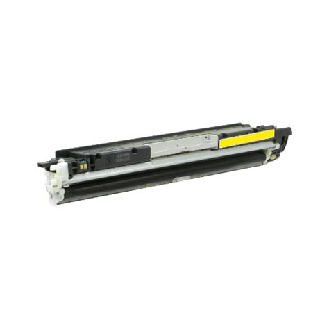 Toner Hp 126a Yellow hp ce312a hp 126a yellow toner cartridge