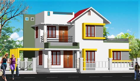 New Contemporary Style House In Kerala