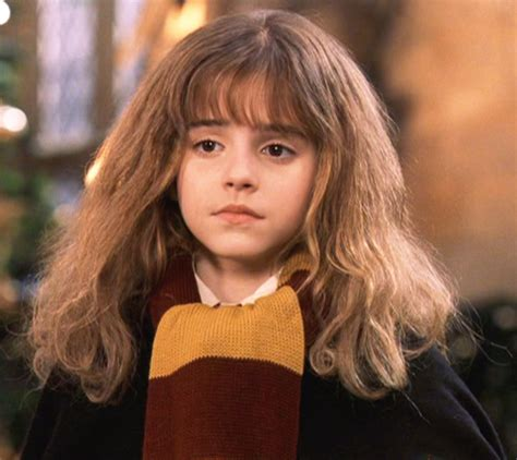 emma bushy hairstyle why didn t they cast a child actress who could act for