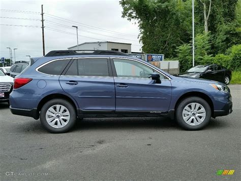 blue subaru outback 2017 twilight blue metallic subaru outback 2 5i premium