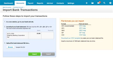 csv format xero how to import a csv file into xero for your bank transactions