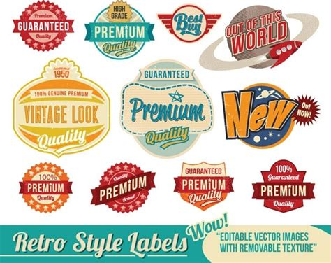 new year label vector free vector label design free vector 8 048 free