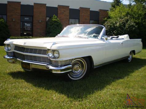 1964 Cadillac Convertible For Sale by 1964 Cadillac Eldorado Biarritz Convertible