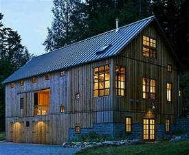 Barns Into Homes Old Barn Converted Into Cozy Home Barn Owl Pinterest