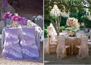 Wedding Reception Chair Covers Dress Up Your Wedding Chairs Belle The Magazine