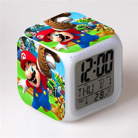 Papan Led Welcome Welcome Open Open Diskon aliexpress buy mario bros with 7 colors change