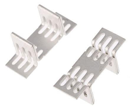 surface mount resistor heat sink 573100d00010g heatsink to 252 15k w 22 86 x 8 x 10 16mm pcb surface mount mount aavid