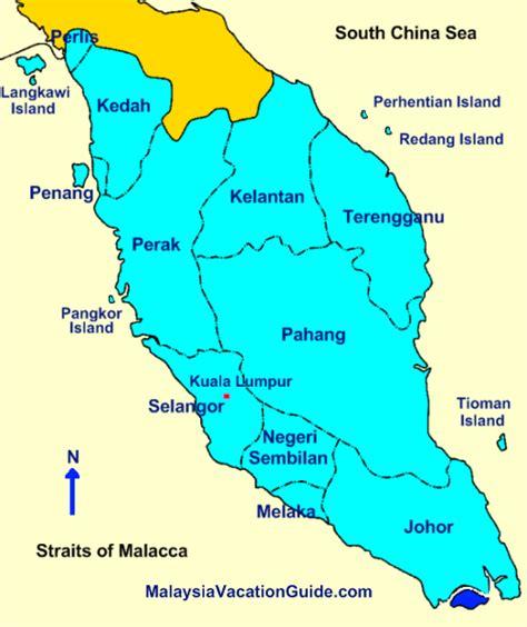 bid malaysia malaysia map