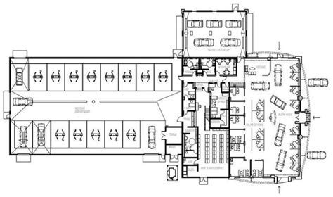 floor plan auto dealer kia dealership