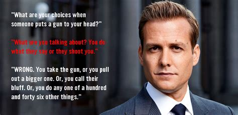 how to your like a how to think like harvey specter superthinking