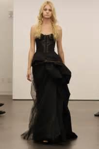black dresses for a wedding vera wang black wedding dresscherry cherry