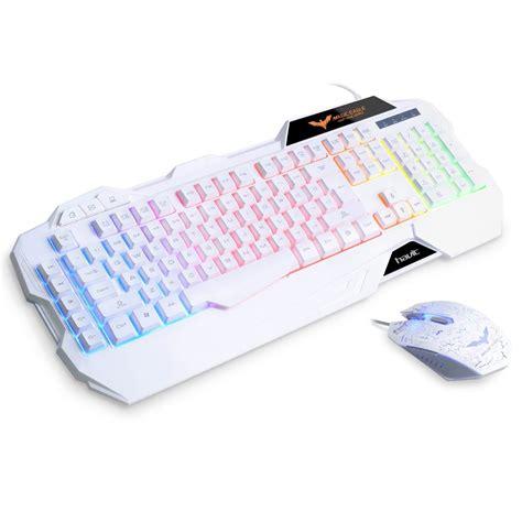 Havit Gaming Keyboard Mouse Hv Kb558cm havit hv kb558cm led backlit wired gaming keyboard and