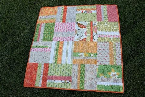 Easy Baby Quilt Tutorial by New Easy Quilt Tutorial Diary Of A Quilter A Quilt