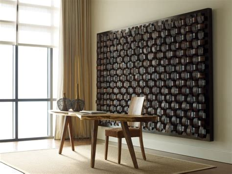 wall modern contemporary colossal wall installation habi wall decor