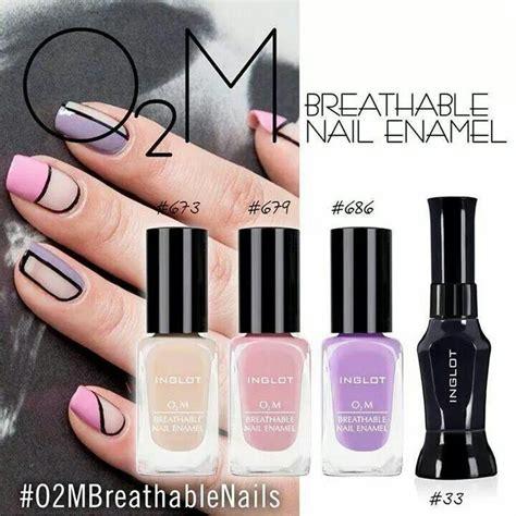 Inglot No 677 Kutek Halal O2m Breathable Nail 67 best nails images on nail polishes enamels