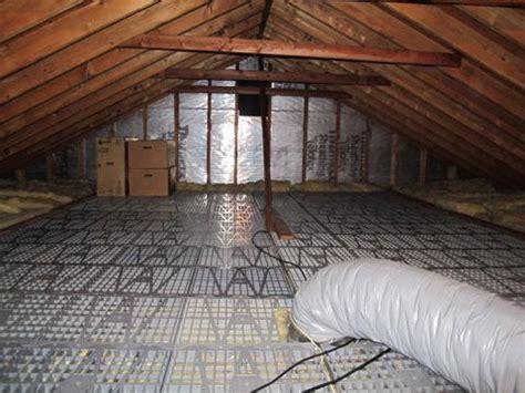 attic dek       center attic flooring panels
