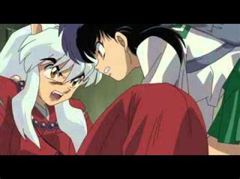 imagenes de kagome llorando inuyasha y kagome en la cabina de fotos xd youtube